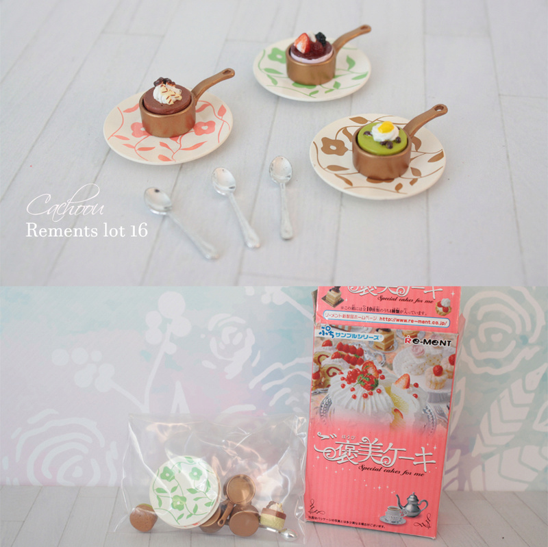 [V] Re-ment - Disney - Hello Kitty - Stand Dollmore MSD Rement21