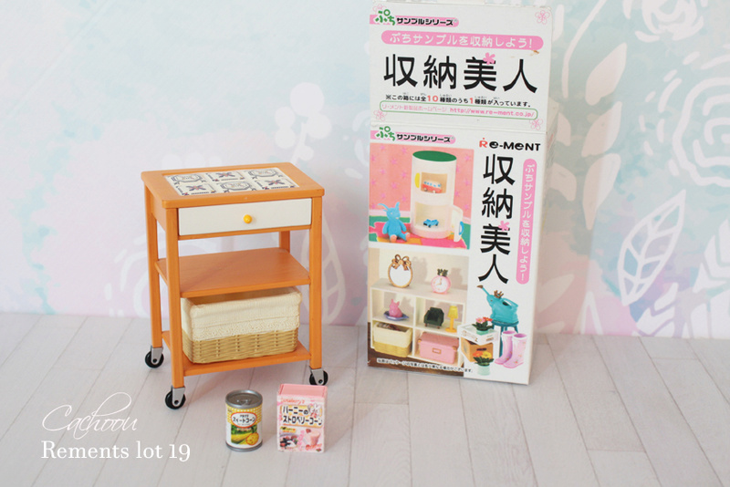 [V] Re-ment - Disney - Hello Kitty - Stand Dollmore MSD Rement22