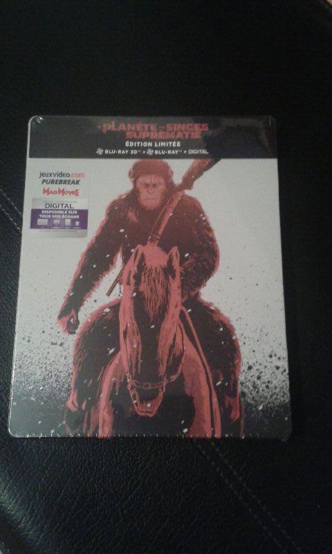 Les DVD et Blu Ray que vous venez d'acheter, que vous avez entre les mains - Page 8 20180110