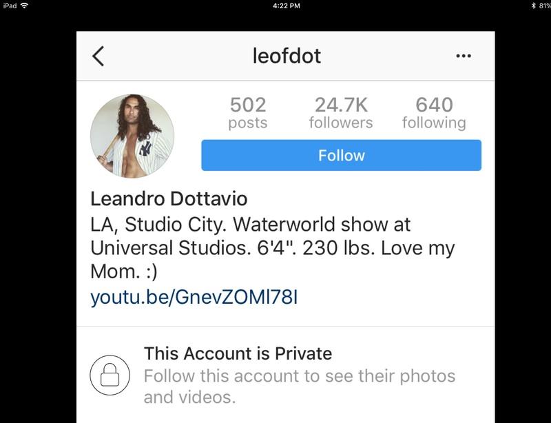 Leo - Leandro Dottavio - **Sleuthing Spoilers** 34417010