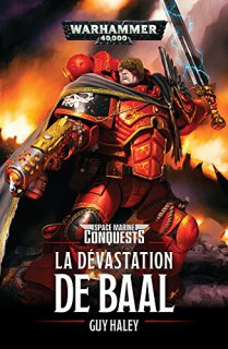 Programme des publications Black Library France pour 2018 02344810
