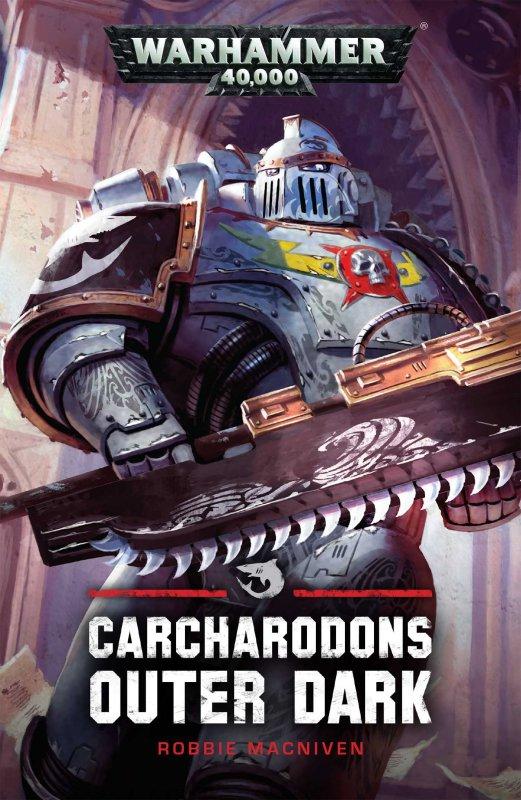Carcharodons: Outer Dark de Robbie MacNiven A10d0b10