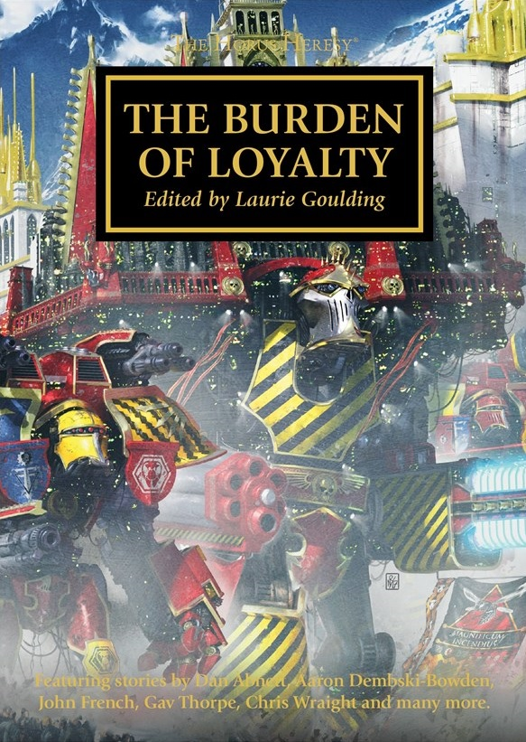 [Horus Heresy] The Burden of Loyalty - Anthologie Blproc15