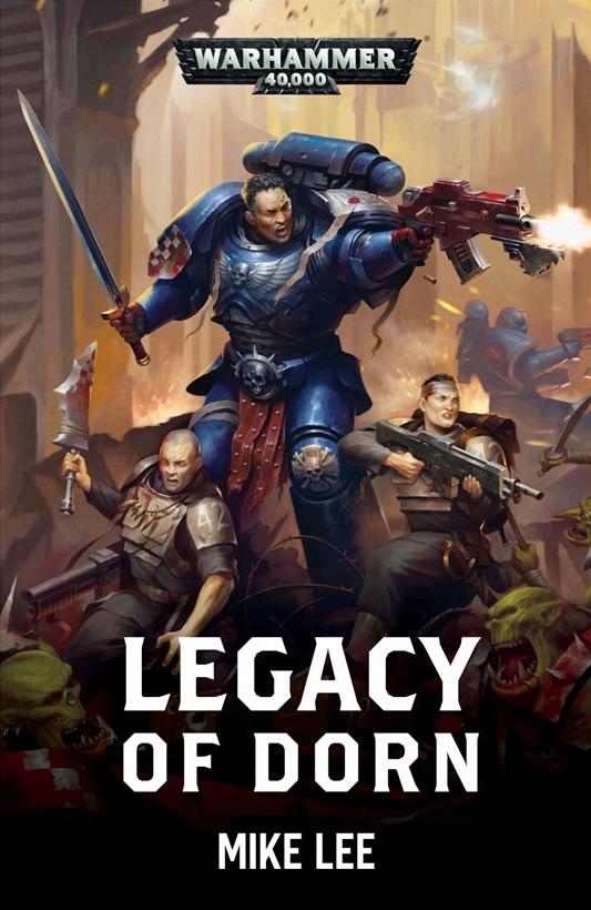 Legacy of Dorn de Mike Lee Blproc22