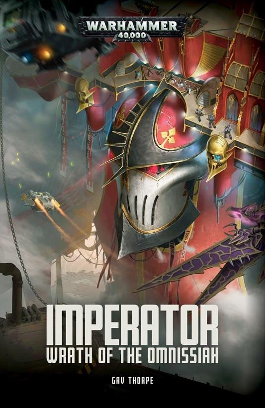 Imperator: Wrath of the Omnissiah de Gav Thorpe Blproc23