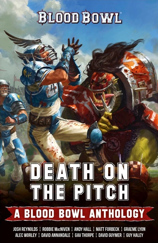 Death on the Pitch - Anthologie Blproc56