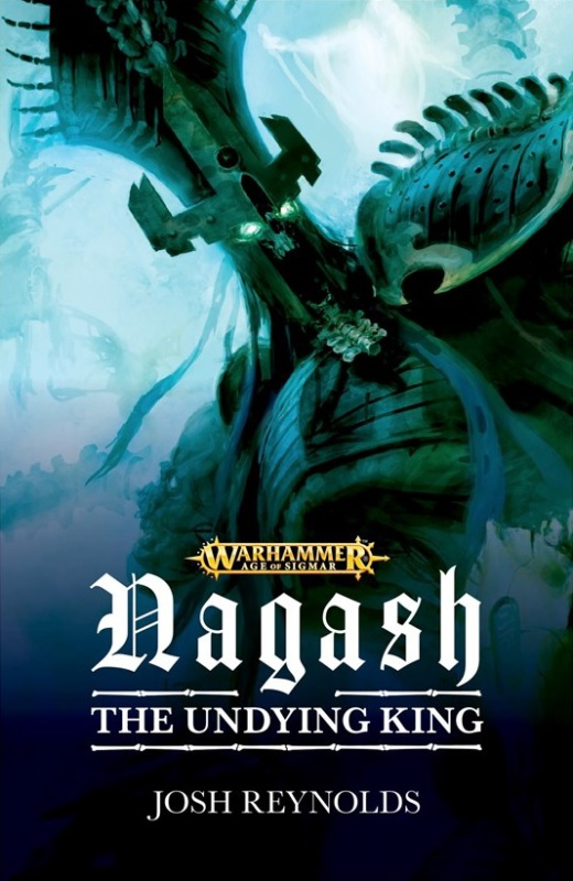 Nagash: The Undying King de Josh Reynolds C74bc210