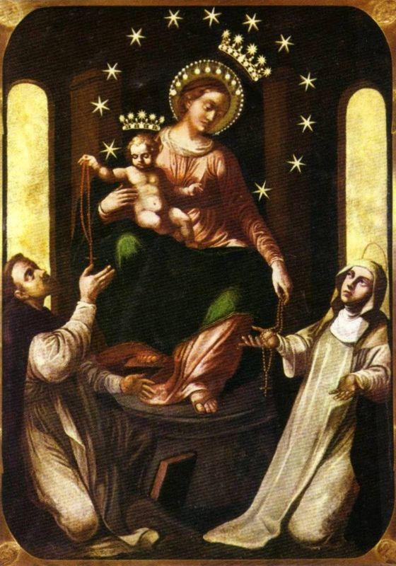 Image du jour : notre dame du rosaire de  pompéi  45714711