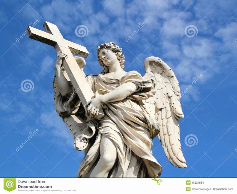 SONDAGE : Avez-vous des tattoos sur votre corps ? - Convertissez-vous, nous demande Jésus ! - Page 6 Angel-10