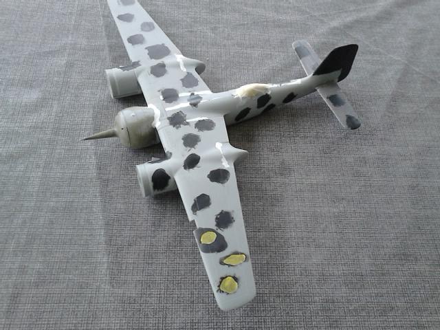Luftwaffe 46 et autres projets de l'axe à toutes les échelles(Bf 109 G10 erla luft46). - Page 18 Dsc_4926