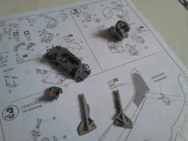 Luftwaffe 46 et autres projets de l'axe à toutes les échelles(Bf 109 G10 erla luft46). - Page 18 Dsc_4929