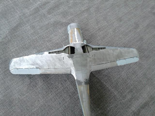 Luftwaffe 46 et autres projets de l'axe à toutes les échelles(Bf 109 G10 erla luft46). - Page 19 Dsc_4932
