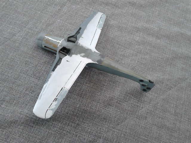 Luftwaffe 46 et autres projets de l'axe à toutes les échelles(Bf 109 G10 erla luft46). - Page 19 Dsc_4936