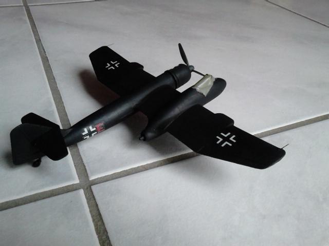 Luftwaffe 46 et autres projets de l'axe à toutes les échelles(Bf 109 G10 erla luft46). - Page 20 Dsc_5021
