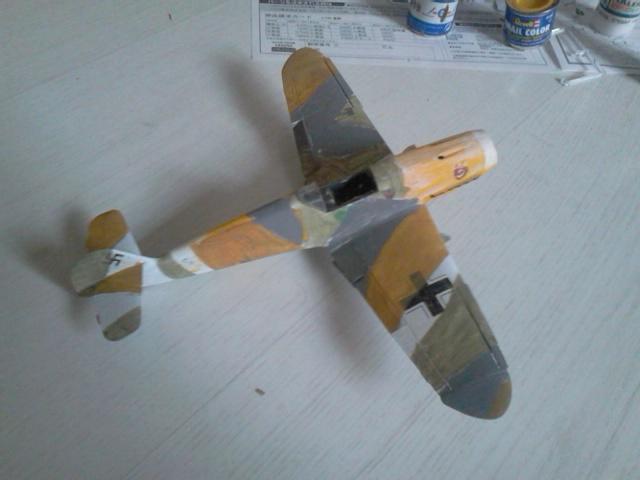 Luftwaffe 46 et autres projets de l'axe à toutes les échelles(Bf 109 G10 erla luft46). - Page 20 Dsc_5118