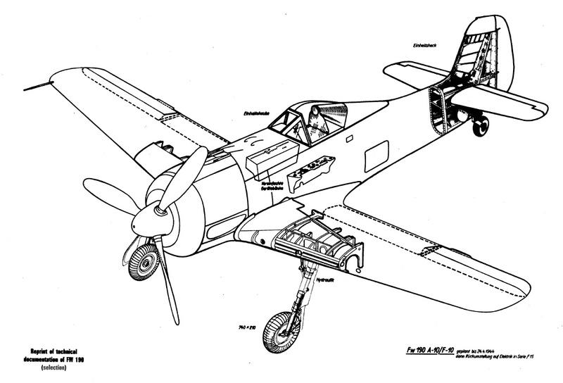 Luftwaffe 46 et autres projets de l'axe à toutes les échelles(Bf 109 G10 erla luft46). - Page 19 Fw-19010