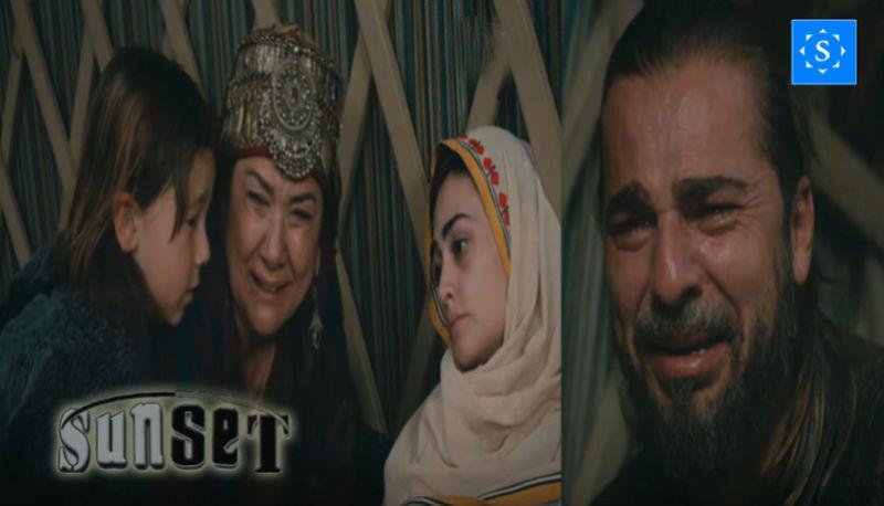 بالفيديو : لحظة وفاة السلطانة حليمة زوجة ارطغرل مؤثر جدا Untitl10