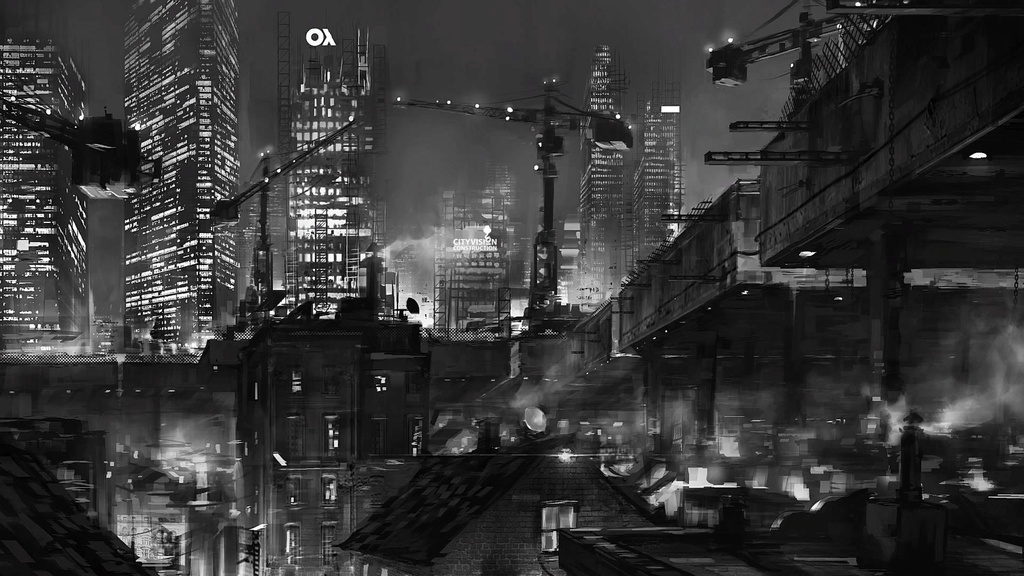 Concept art - Arkham Knight - Page 3 5412