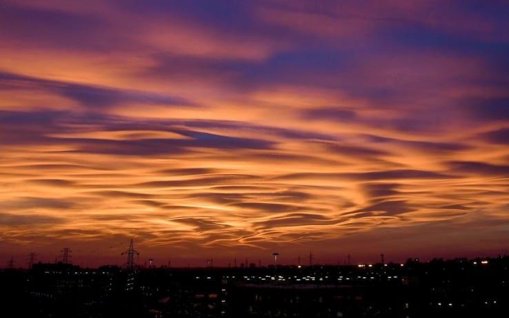 """Gallerie fotografiche : """"Finestra sul cielo""""  Sunset10"""