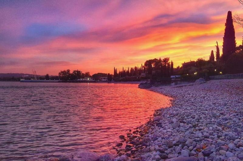 """Gallerie fotografiche : """"Finestra sul cielo""""  Sunset11"""