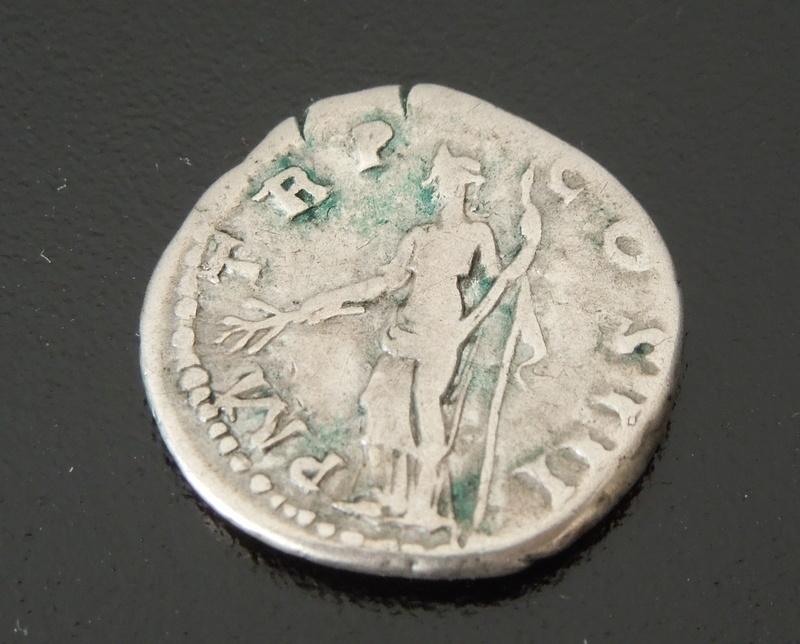 Identification denier Romain #1 R110