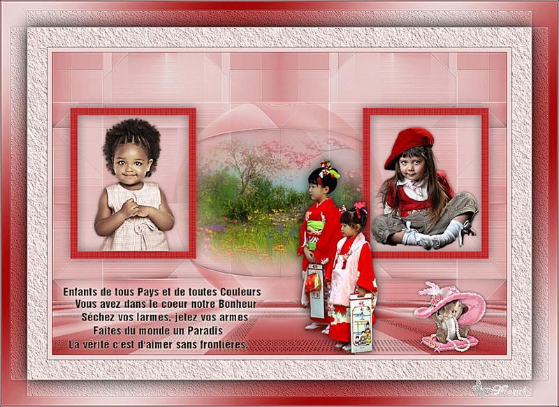 Enfants de Tous Pays Enfant10