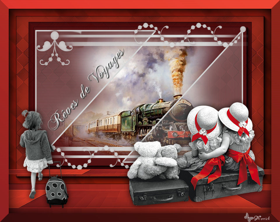 Rêves de Voyages (PSP) Voyage10