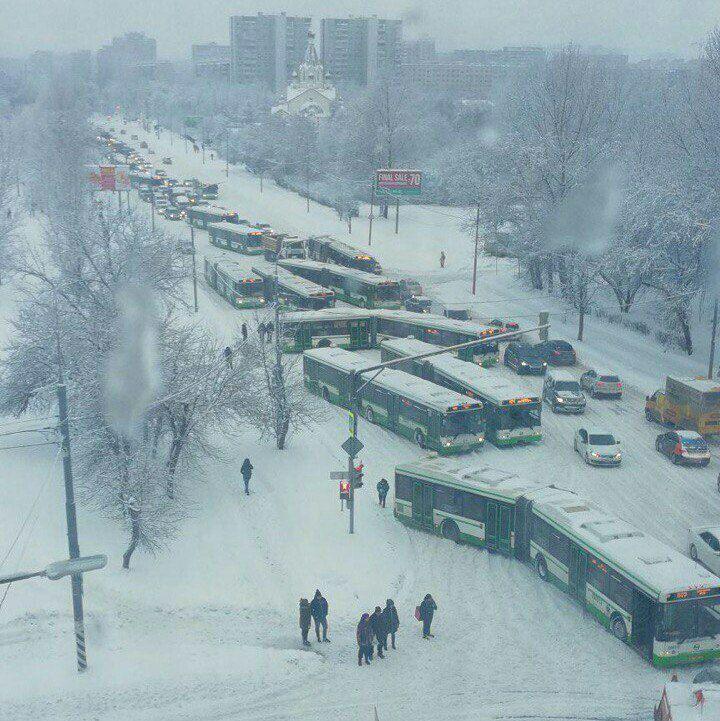 Московский коллапс 27332611