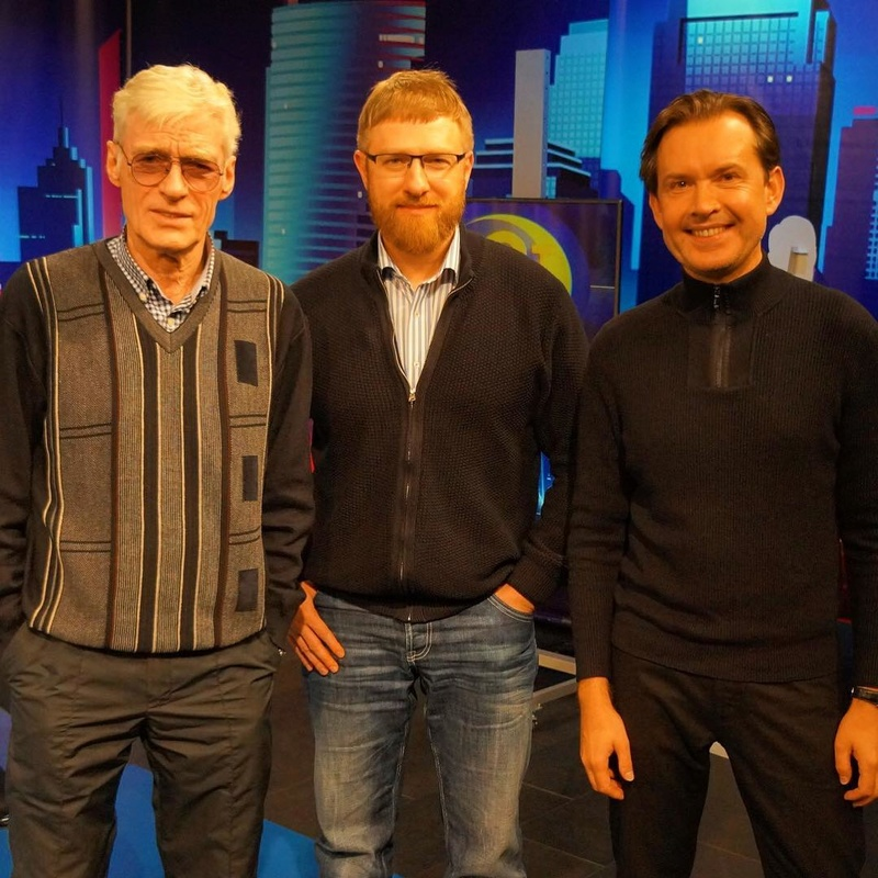 15  февраля  2018 г, Тот еще вечер, 12 канал, Омск Ai10
