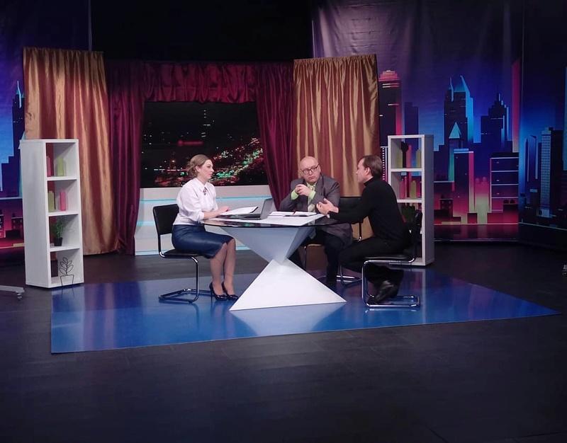 15  февраля  2018 г, Тот еще вечер, 12 канал, Омск Ai111
