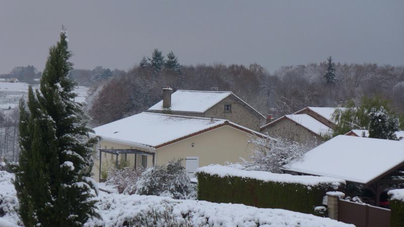 et la neige étend son manteau blanc... P1020012