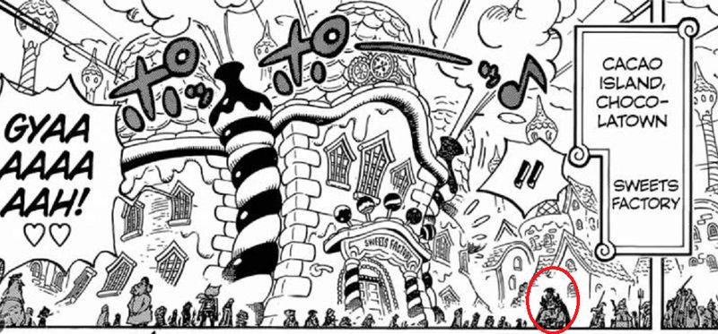 One Piece Kapitel 885: Es ist Brulee!  Oven10
