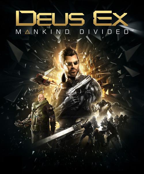 Deus Ex : Mankind Divided [Jeu vidéo] 24978810