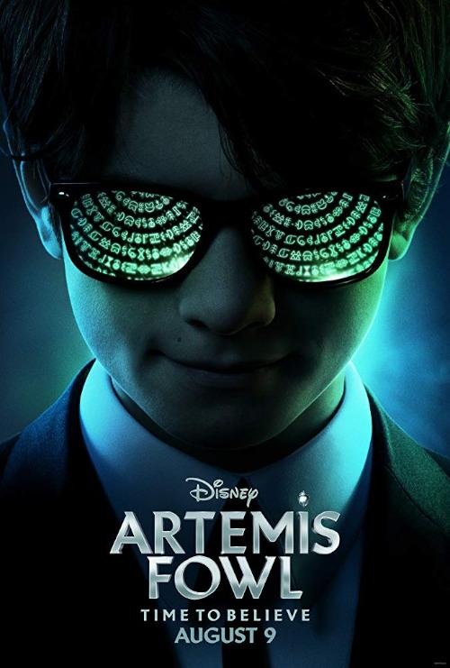 Artemis Fowl [Film] Artemi10