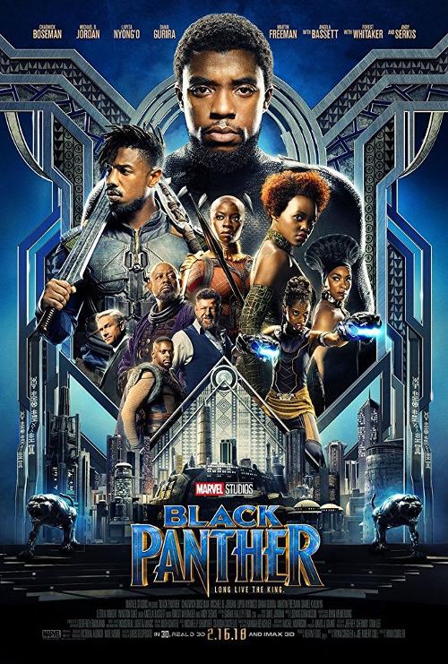 Black Panther Blackp10