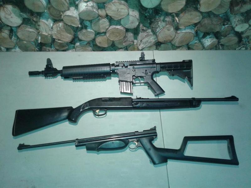 montrez vos guns a air  Airgun13