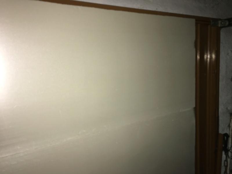 isolation porte de garage au sous-sol 5355f710