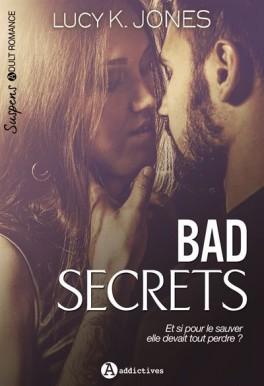 JONES Lucy K. - Bad Secret - Intégrale Bad-se10