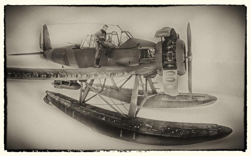 Arado Ar 196A-3 Seaplane - Revell - 1/32 - Page 10 1_110