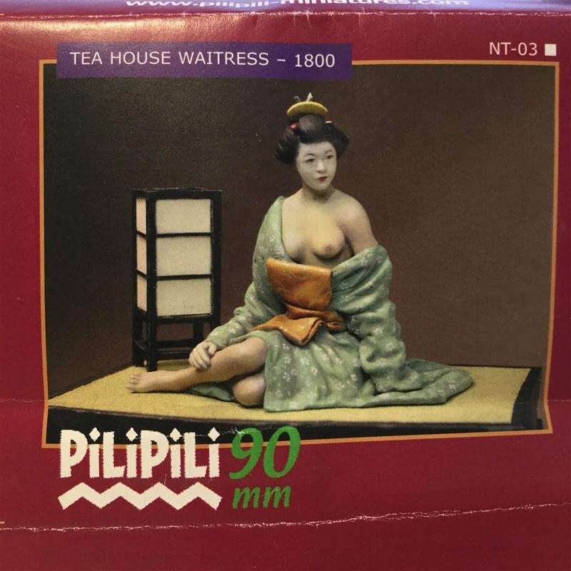 TEAHOUSE WAITRESS  1/20  PiliPili - Page 2 2016-110