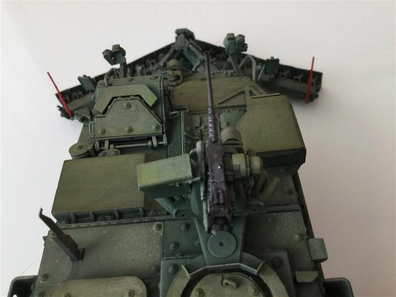Dio Stryker M1132 Mine roller, M1132 Surface Mine trumpeter et M1126 AFV  1/35 - Page 9 2017-015