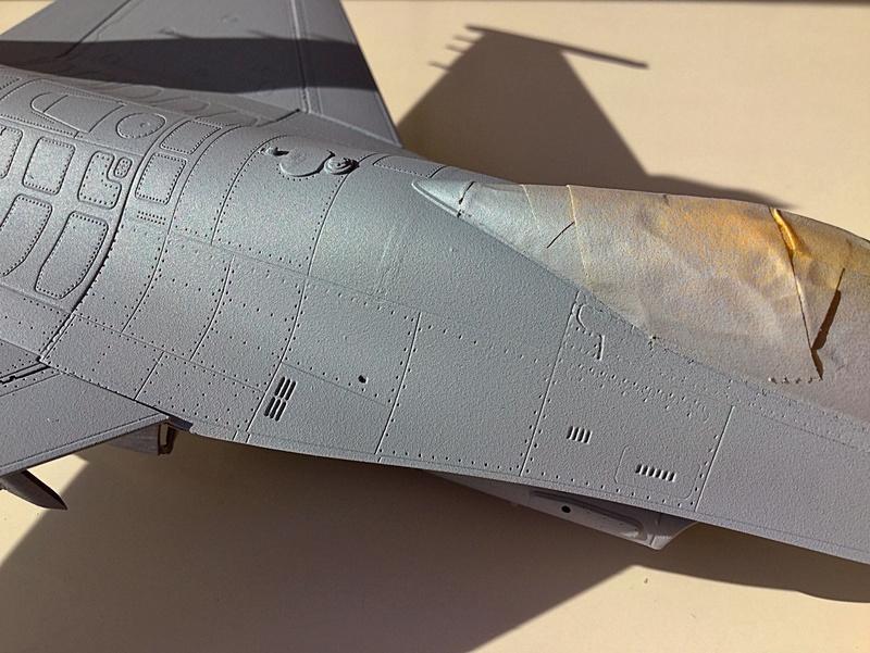 F-16 A 1/48 Kinetic 2017-174