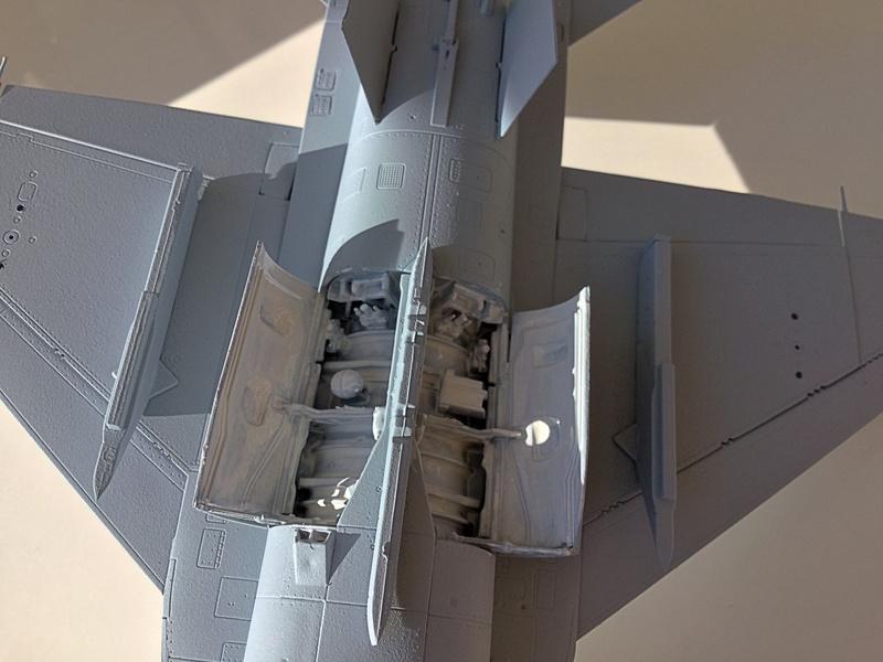 F-16 A 1/48 Kinetic 2017-176