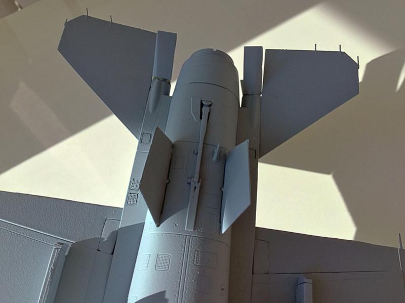F-16 A 1/48 Kinetic 2017-177