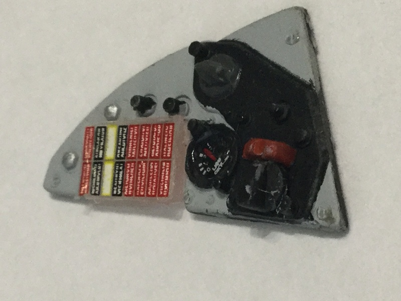 Cockpit F-104 ESCI 1/12 - Page 3 2018-083