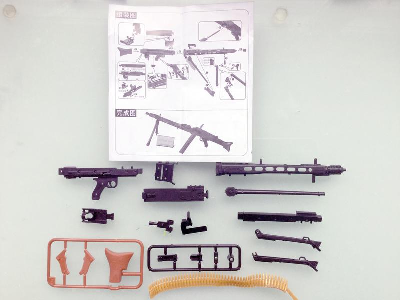 MG 42 1/6 Made in China 2018-103