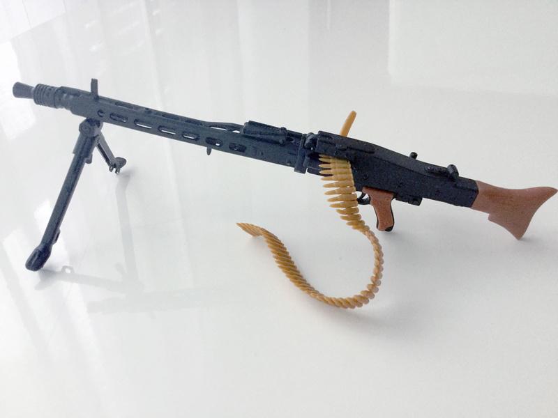 MG 42 1/6 Made in China 2018-105