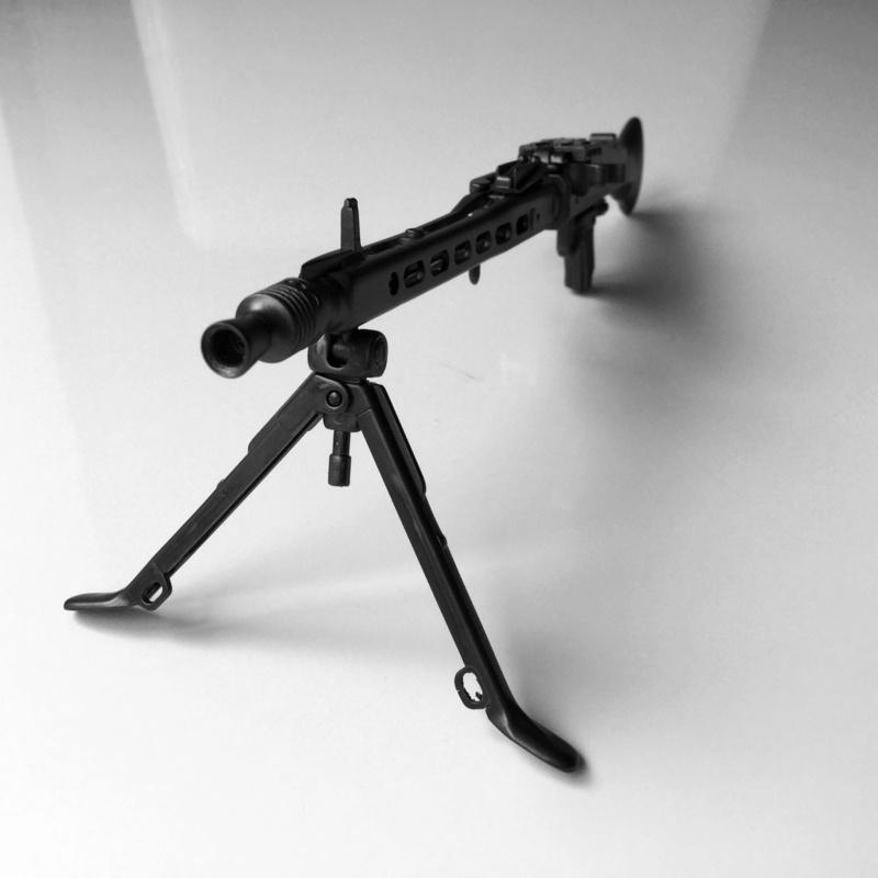 MG 42 1/6 Made in China 2018-124