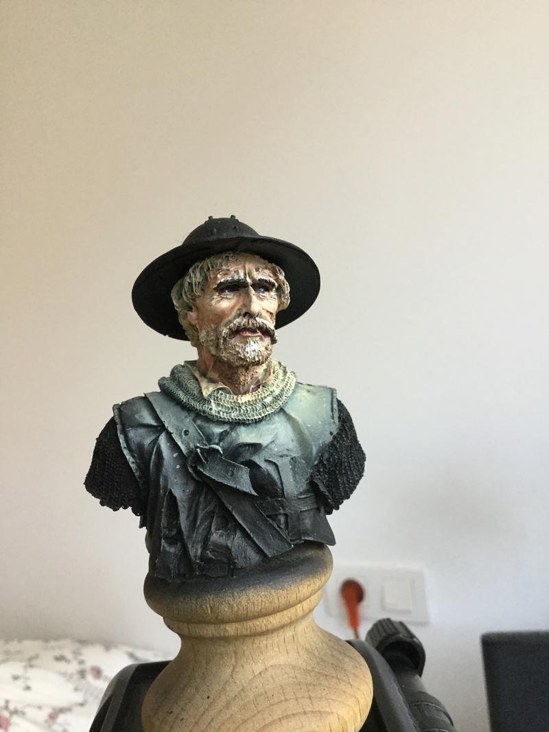 sergent des Templiers au XIIIème siècle 1/10  2018-143