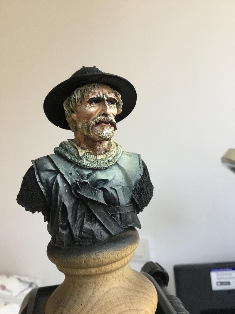 sergent des Templiers au XIIIème siècle 1/10  2018-146